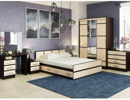 Модульная спальня Сакура (комплектация-1)