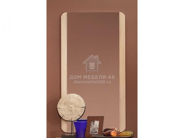 "Зеркало навесное 11 ""BAUHAUS"" (Баухаус) 0,65х1,23м ЛДСП"
