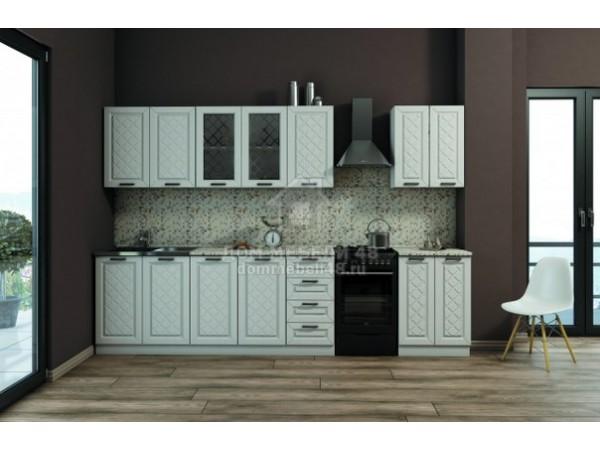 """Кухня """"Агава"""" 2,6м МДФ (Комплектация №1). Эра (модульная кухня)"""