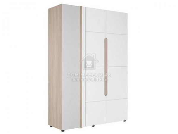 """Шкаф угловой 90 градусов """"Палермо-3"""" 1,44м МДФ Производитель: Стиль"""