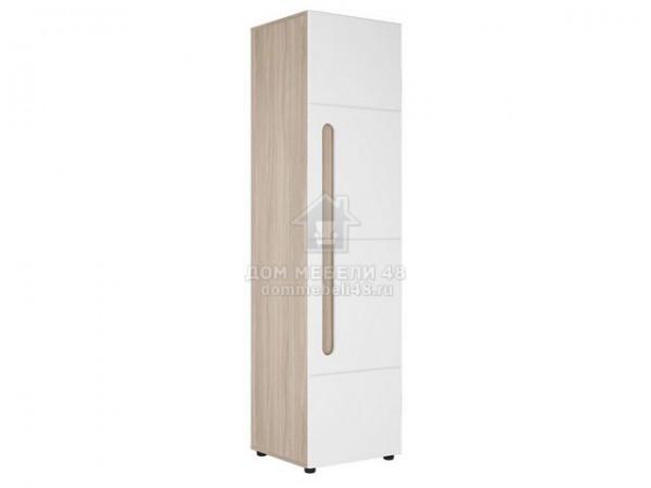 """Шкаф 1-створчатый """"Палермо-3"""" 0,54м МДФ Производитель: Стиль"""