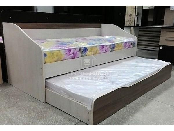 Кровать с ящиком Паскаль. Производитель БТС