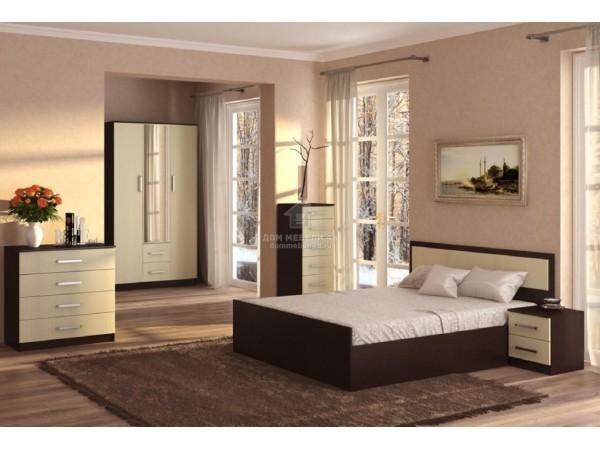 Модульная спальня Фиеста (комплектация-1)