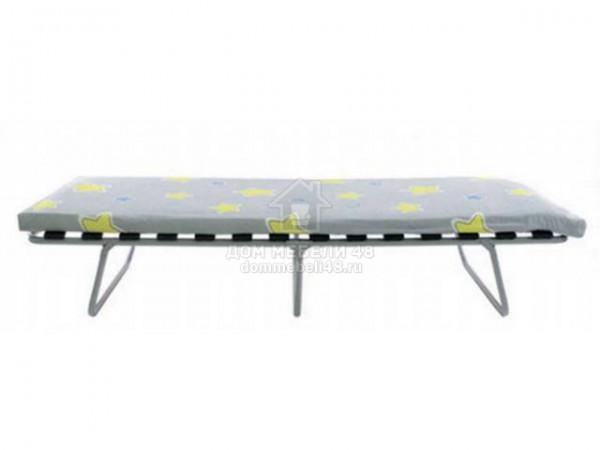 """Кровать раскладная на ламелях """"Отдых М600"""" 0,8х2,0м"""