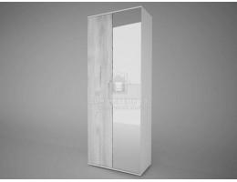 """Шкаф 2-х ств. """"Сорренто"""" 0,8м МДФ Производитель: Леко"""