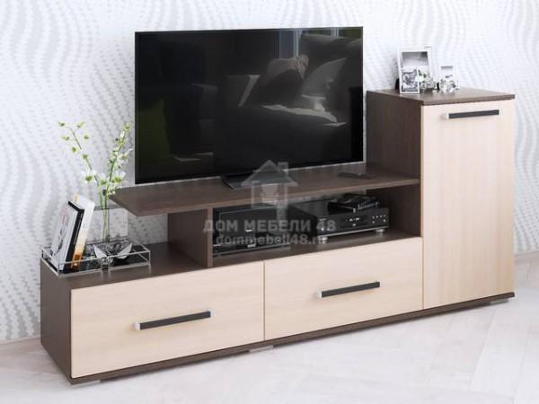 "Тумба ТВ ""Парус-1"" 1,6м Венге"