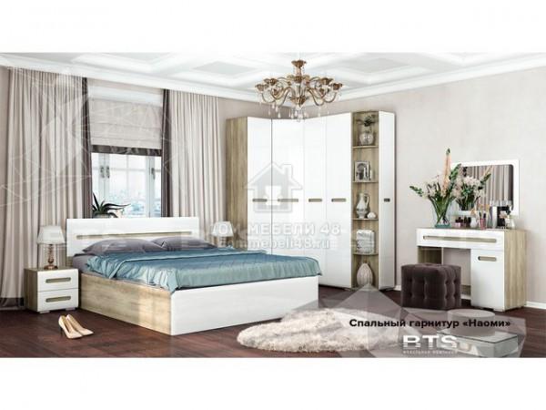 """Спальня """"Наоми"""" (комплект-2) МДФ производитель: БТС"""