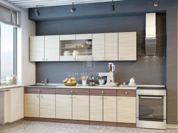 "Кухня ""Шимо"" 2,6м ЛДСП (модульная) Производитель: Эра"