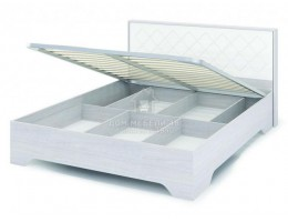 """Кровать с подъемником """"Сальма"""" (КР 025) 1,4м МДФ Производитель: Стендмебель"""