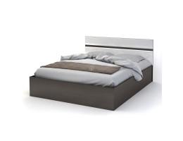 """Кровать """"Вегас"""" 1,4м МДФ производитель: Стендмебель"""