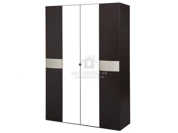 """Шкаф для одежды и белья """"АМЕЛИ 555"""" 1,6м"""