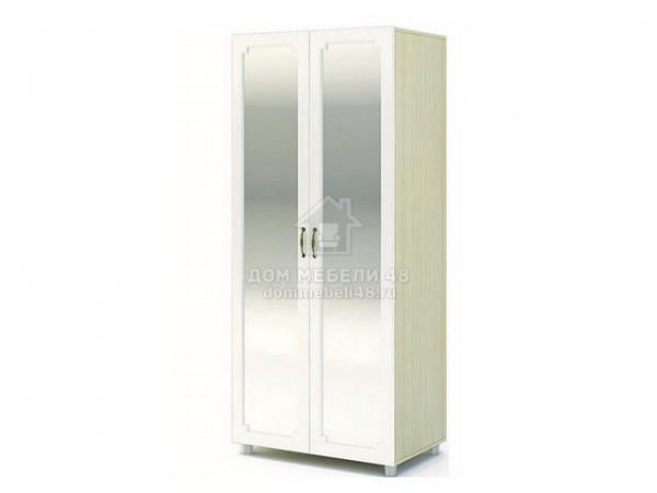 """Шкаф 2-х ств. """"Виктория"""" (ШК-914) 0,9м МДФ производитель: Стендмебель"""