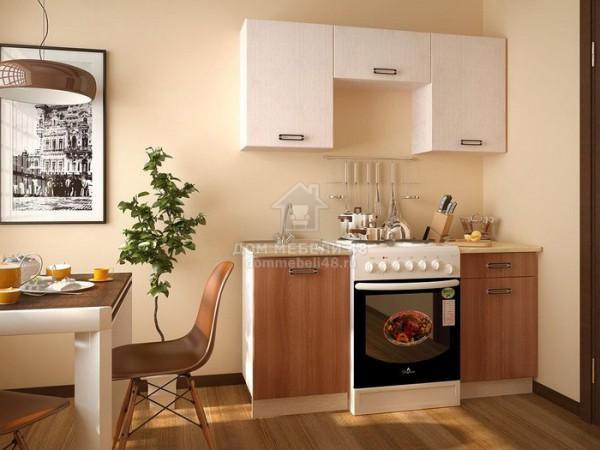 Кухня Катя-2 (1,6м). BTS