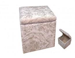 """Пуф """"Куб"""" с ящиком для хранения"""