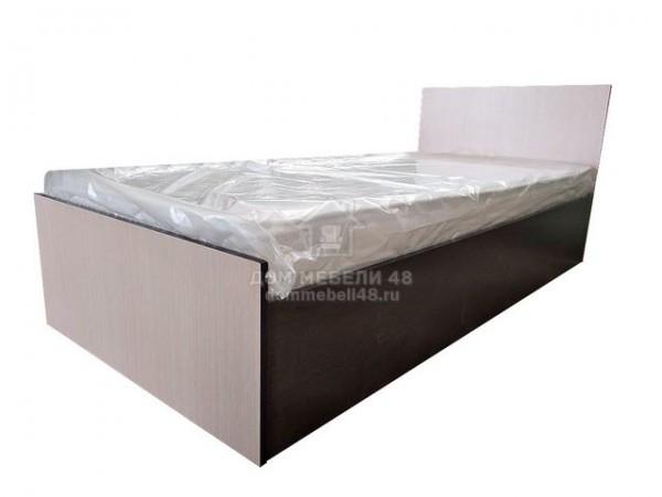 """Кровать """"Стандарт-1"""" 1,2м ЛДСП производитель: БМ"""