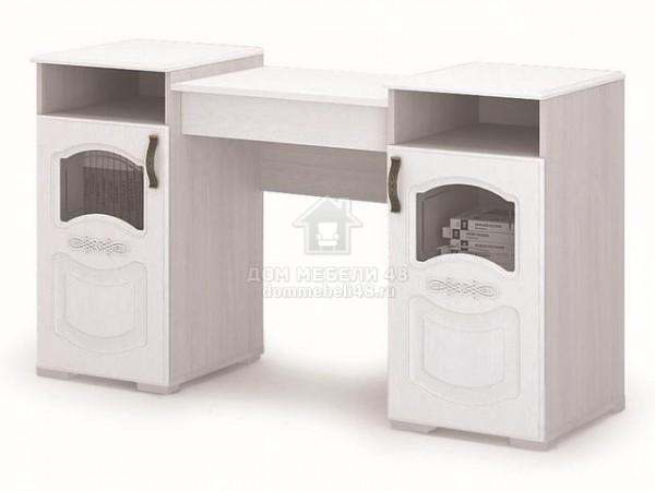 """Стол макияжный """"Медина"""" (СТМ 041) 1,4м МДФ Производитель: Стендмебель"""
