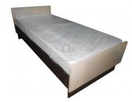 """Кровать """"Стандарт"""" 0,8м ЛДСП производитель: БМ"""