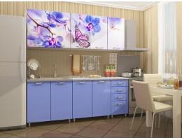 """Кухня """"Бабочки"""" 2,0м МДФ производитель: Дисави"""