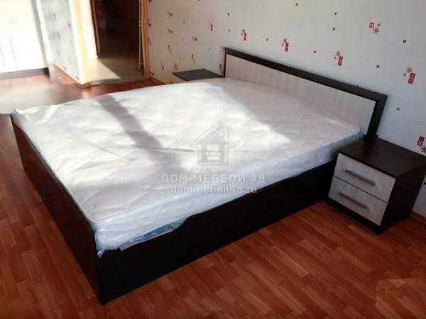 Кровать Фиеста 1.6м БТС