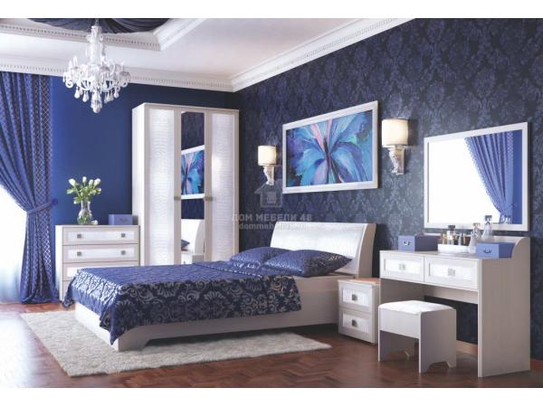 """Спальня """"Мона"""" (комплектация-2) производитель: Олмеко"""
