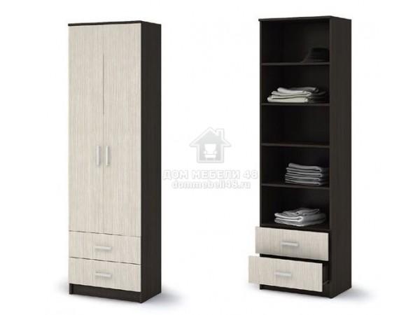 "Шкаф с ящиками ""Машенька"" ШК202 0,8м ЛДСП"