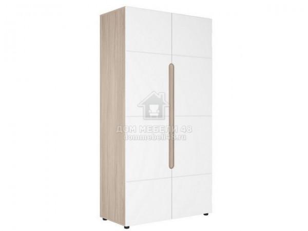 """Шкаф 2-створчатый """"Палермо-3"""" 1,07м МДФ Производитель: Стиль"""