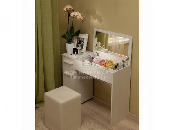 """Стол туалетный 13 """"BAUHAUS"""" (Баухаус) 0,97м ЛДСП Производитель: Глазов"""