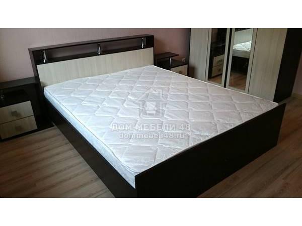 """Кровать """"Саломея"""" 1,6м. Производитель: БТС"""