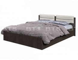 """Кровать """"Фиеста"""" 1,6м New с подъ. мех. Производитель: БТС"""