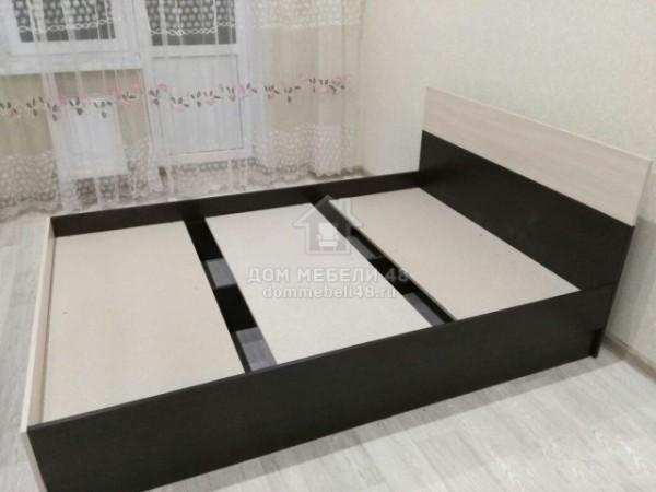 """Кровать """"Юнона"""" 1,2м/1,4м ЛДСП"""