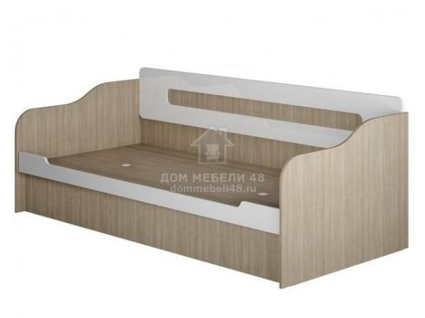 """Кровать-диван """"Палермо-3"""" с подъем.мех. (ДК-035) 0,9м МДФ производитель: МК Стиль"""