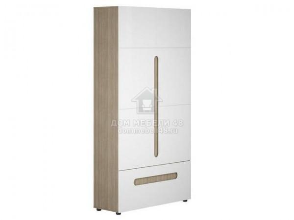 "Шкаф 2-х ств.комбинир. ""Палермо-3"" (ШК-016) 1,07м МДФ производитель: МК Стиль"
