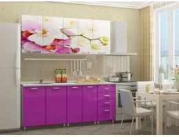 """Кухня """"Орхидея"""" 2,0м МДФ производитель: Дисави"""