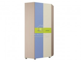 Шкаф угловой ШК-074 «Лайк» 0,9м Производитель: Стиль