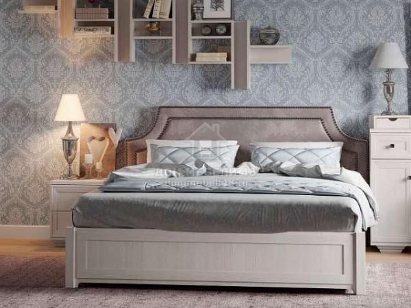 """Кровать 307 """"Карина"""" Люкс 1,6м с подъемным механизмом"""