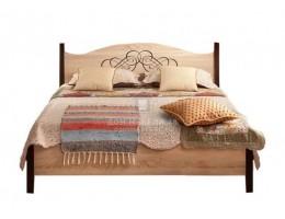 """Кровать """"ADELE"""" (Адель) 1,4м/1,6м/1,8м. Производитель: Глазов"""