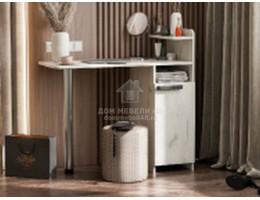 Стол макияжный №2 0,96м (Дуб Белый) ЛДСП производитель: Стендмебель