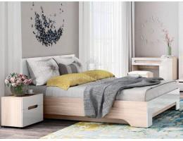 """Кровать """"Палермо-3"""" 1,4м Производитель: Стиль"""
