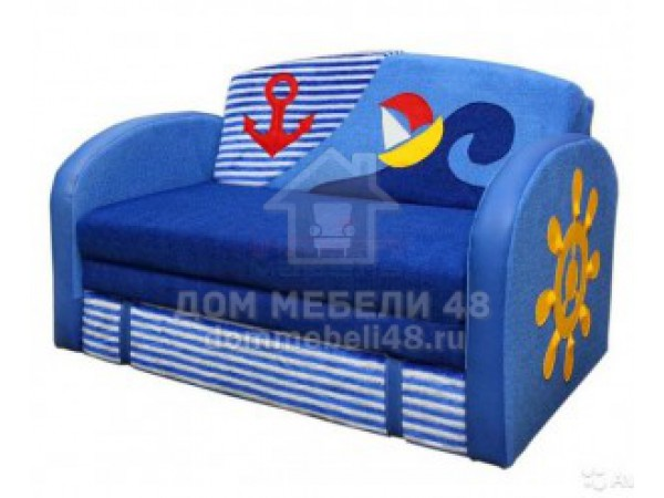 """Диван """"Волна"""" 1,13х1,95м ППУ производитель: М-стиль"""