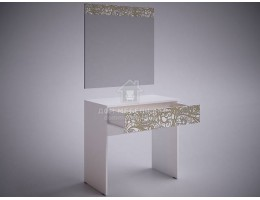 """Зеркало """"Селена"""" 0,8х0,8м ЛДСП Производитель: Леко"""