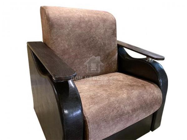 """Кресло """"Лара"""" (КЛ-01) с подлокотниками (зависимые пружины)"""