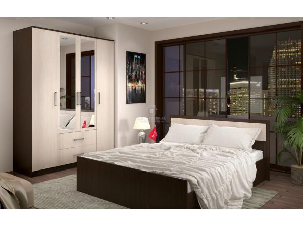 Спальня Фиеста (комплектация №4) БТС