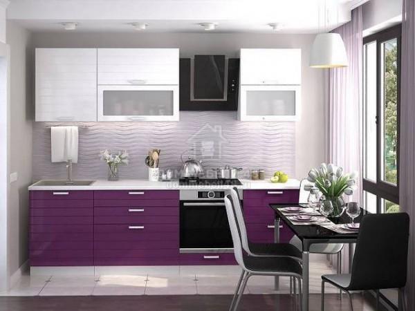 """Кухня """"Линда"""" 2,4м МДФ (комплект-2) производитель: Стендмебель"""