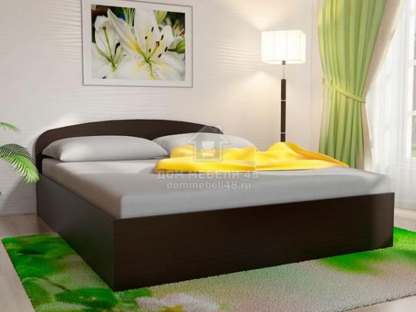 Кровать ЛДСП (А) 1,6м с подъемным механизмом Производитель: Стиль