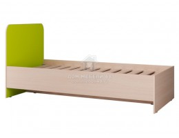 Кровать КР-112 «Лайк» 0,9м/2,0м Производитель: Стиль