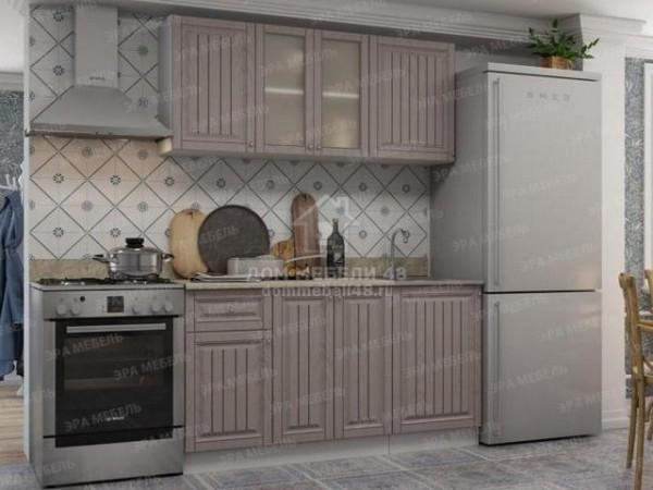 """Кухня """"Хозяюшка"""" 1,5м МДФ (Трюфель) производитель: Эра"""