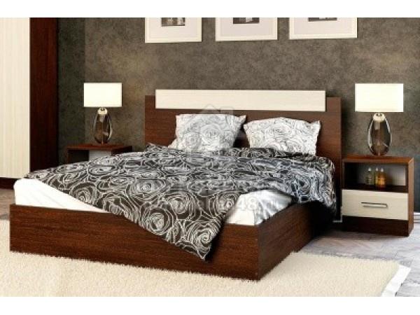 """Кровать """"Эко"""" 1,6м ЛДСП"""