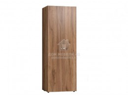 """Шкаф для одежды 54 """"NEO"""" (Нео) 0,8м (Стандарт) ЛДСП производитель: Глазов"""