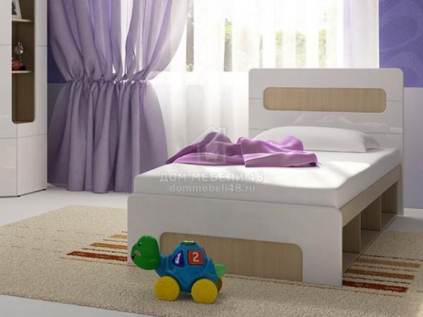 """Кровать детская """"Палермо-Юниор"""" с подъёмным механизмом Производитель: Стиль"""