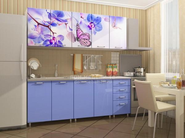 """Кухня """"Бабочки"""" 1,8м МДФ производитель: Дисави"""